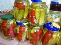 Самый вкуснейший маринад для овощного ассорти | ДЕШЕВЫЕ РЕЦЕПТЫ | Яндекс Дзен