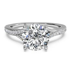Engagement Setting – Diamond Cellar