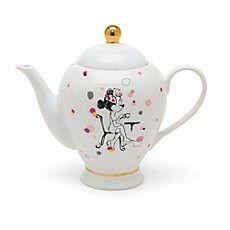 Minnie Mouse Parisienne Teapot