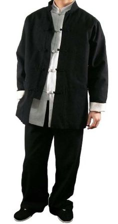Awesome New Premium Linen Black Kung Fu Martial Arts Taichi Uniform Suit Tailor… Kung Fu Clothing, Tai Chi Clothing, Martial Arts Clothing, Martial Arts Styles, Trousers Women, Women's Trousers, Pants, Different Martial Arts, Kung Fu Martial Arts