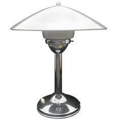 Art Deco Italian Table Lamp, circa 1930   1stdibs.com