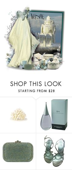 """""""Lighthouse III"""" by melina-333 ❤ liked on Polyvore featuring Judith Leiber, Stuart Weitzman and Christian Louboutin"""