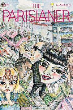 The Parisianer : la capitale célébrée à la Cité des Arts