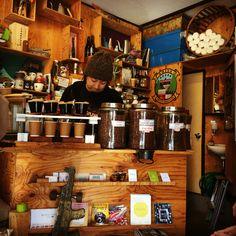 ARISE COFFEE ROASTER &Tokyo Kiyosumishirakawa  Mr.Hayashi