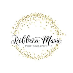 Premade Logo Calligraphy Logo Small by LaughingWillowDesign