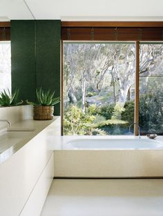 beach house contemporary bathroom via prue ruscoe