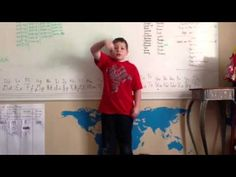 Science Week 21- What are the five major circles of latitude? - hand motions