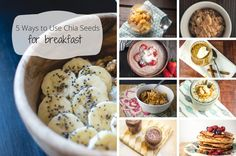 Delicious and healthy ways to add chia seeds to your morning routine