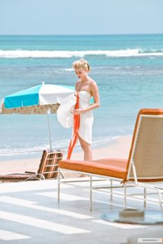 Amber Heard in the Rum Diary as @Amanda Snelson Snelson Sheppard said, her wardrobe and JD were sadly the best parts of the movie