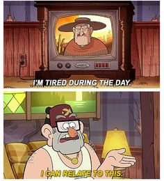 Stan and his jokes...