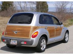 silver woody