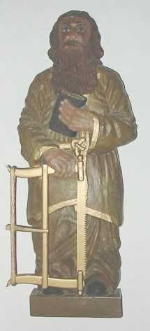 Apostelfigurerne i Jelling Kirke