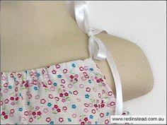 Pillowcase Dress Instructions