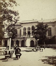 Warszawa – Sala koncertowa w Dolinie Szwajcarskiej 1870