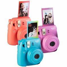 Fujifilm Instax Mini 8 Cameras - Instax Camera - ideas of Instax Camera. Trending Instax Camera for sales. Poloroid Camera, Instax Mini 8 Camera, Polaroid Instax, Fuji Instax Mini, Fujifilm Instax Mini 8, Miniature Camera, Cute Camera, Digital Camera, Industrial Vacuum