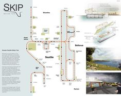 Transforming Seattle's 520 Floating Bridge Competition Winners,Courtesy of Graypants Team