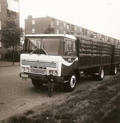 Eikenlaan Met Coca Cola-vrachtwagen (ID:
