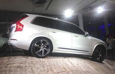 Nouveau Volvo XC90 : le premier SUV réellement multimédia