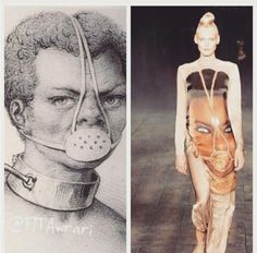 How many of us know the story of this Black woman?  Her name was Anastasia.  She lived in Brazil and was an enslaved African woman.  When she refused to allow the slave owner to violate her he punished her by forcing her to wear an iron mask.  She wore it until she died.  She is well known in the Black communities of Brazil as a heroine and is considered a saint.  Slavery was only abolished in Brazil in the 1880s.  Some argue that it continues today.  There are many stories like this of…