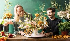NYC's Hottest Floral Designers on How to Get Creative with Blooms