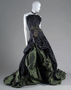 Alexander McQueen Gowns | alexander mcqueen black dress alexander mcqueen black dress alexander ...