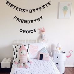Gorgeous and girly room