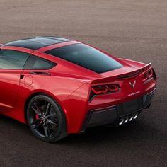 2014 Chevrolet Corvette Stingray Dayum!