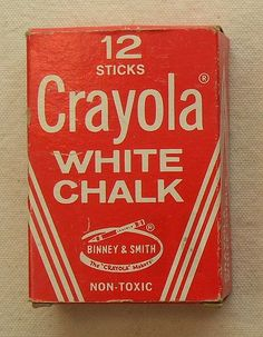 I loved my chalk and chalkboard. Played school after school. Memories.