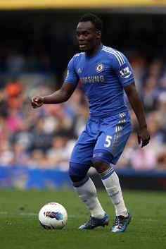 Michael Essien - Bastia, Lyon, Chelsea, Real Madrid, Ghana.