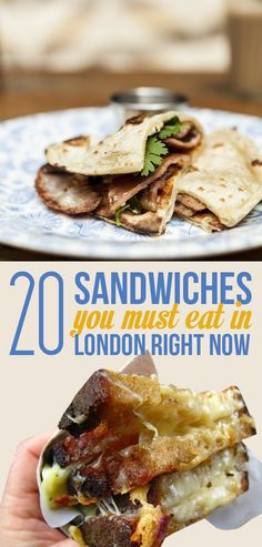 20 Sandwiches Every Londoner Needs To Eat