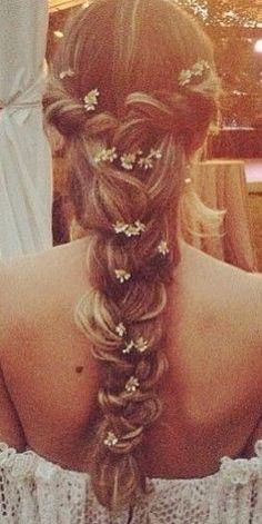 Bohemian braid minus the flowers