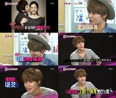 Taemin gets jealous over NaEun's past kiss with pictorial partner ~ Latest K-pop News - K-pop News | Daily K Pop News