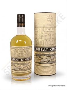 Whisky Shop - Compass Box - Great King Street Artist's Blend DAD
