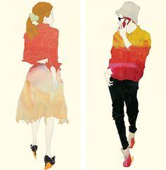 KONING — Ilustrações de Ko. Machiyama Estas são algumas...