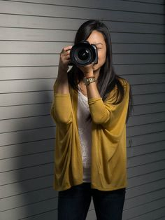 5 Tips on How to Hold Your Camera. Actually learned a couple of new things :)