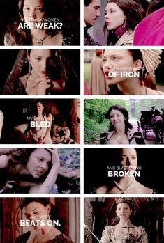 Anne Boleyn: I am iron. A little rusted, perhaps, but still I endure. Mary Queen Of Scots, Queen Anne, King Queen, Los Tudor, Tudor Era, Mark Ryder, Wives Of Henry Viii, Women In History, Asian History