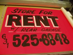 paper signs - Google Search