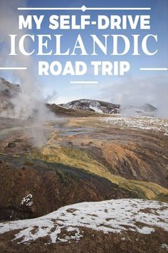 Iceland by car how-to!