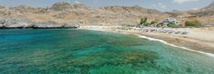 There are people who will argue that Shinaria is the most beautiful beach in Crete. Immoderate as this might sound, Shinaria Beach does bring together a hard-to-find set of features. First of all, it can be easily. Most Beautiful Beaches, Hotels, City, Water, Travel, Outdoor, People, The Beach, Crete
