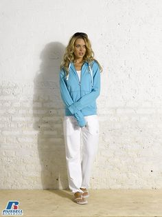 Russell Athletic Summer 2013 Ladies Collection #Russell #Athletic  #Russellbrands #Authentic #American #SportsWear #Apparel #Summer  #Collection #Sports #Wear #Sweatshirt #Womanswear Russell Athletic, Hoodies, Sweatshirts, Summer Collection, Sportswear, American, Lady, My Style, T Shirt