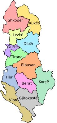 Map of Albania-My love is Albanian ... Book & Visit ALBANIA now via www.nemoholiday.com or as alternative you can use http://albania.superpobyt.com. For more option visit http://holiday.superpobyt.com