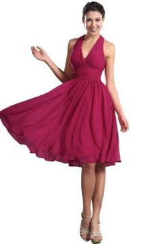 eDressit New Halter Cocktail Dress Ball Gown (04124712),£79.99