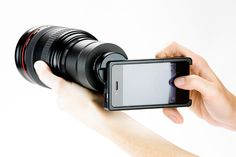 I want this with a 50mm but why is the adapter so long like it's already a telephoto lens