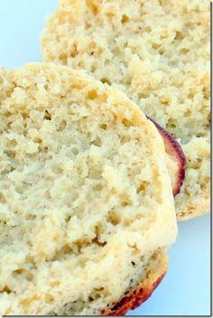 "Gluten Free ""English Muffins"""