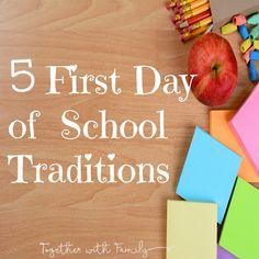Back to School Tradition ideas! #backtoschool #ad