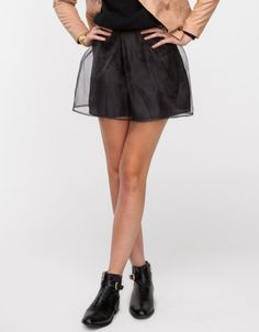 #Need Supply Co.          #Skirt                    #Galwey #Organza #Skirt   Galwey Organza Skirt                                http://www.seapai.com/product.aspx?PID=467331