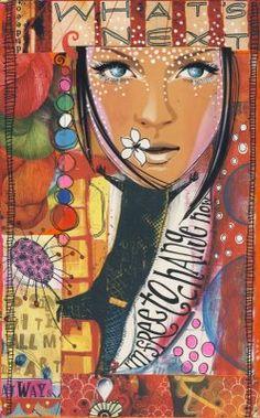 teesha's circus: new journaling mediums