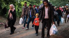 The 'moral imperative' to help refugees
