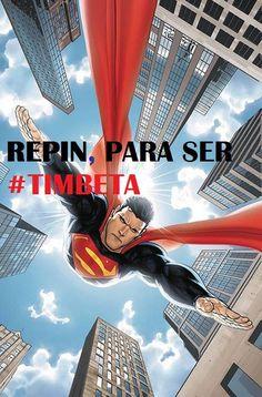Para poder salvar o mundo. Preciso de repins! #Beta #TimBeta #Betalab