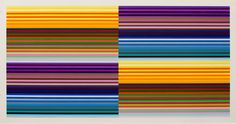 POLLY APFELBAUM     Split Ribbons 11 - | 2011